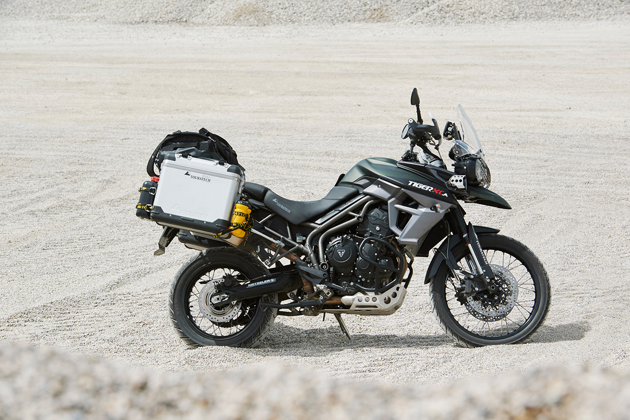 Which Motorcycle to choose for a RTW-trip