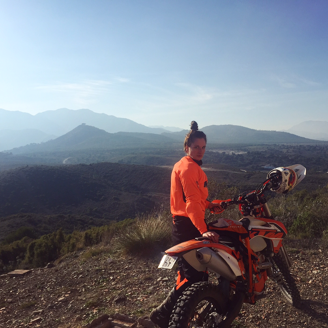 Enduro Spain Lea Rieck Got2Go