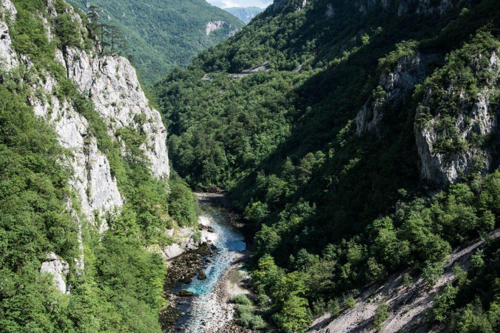 Piva Canyon Tara
