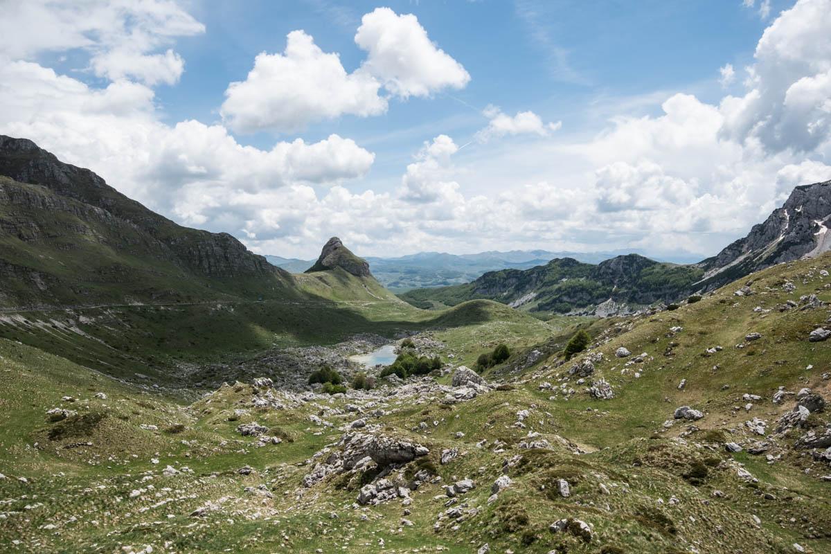 Montenegro's North