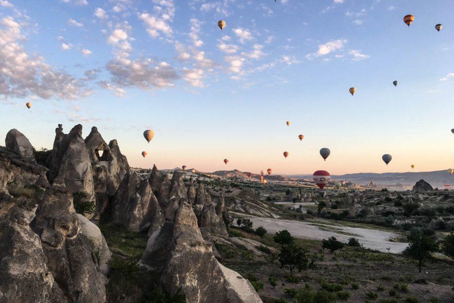 Oh Cappadocia!