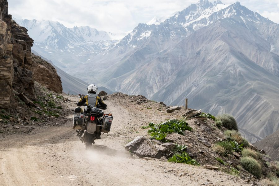 On the edge of Pamir
