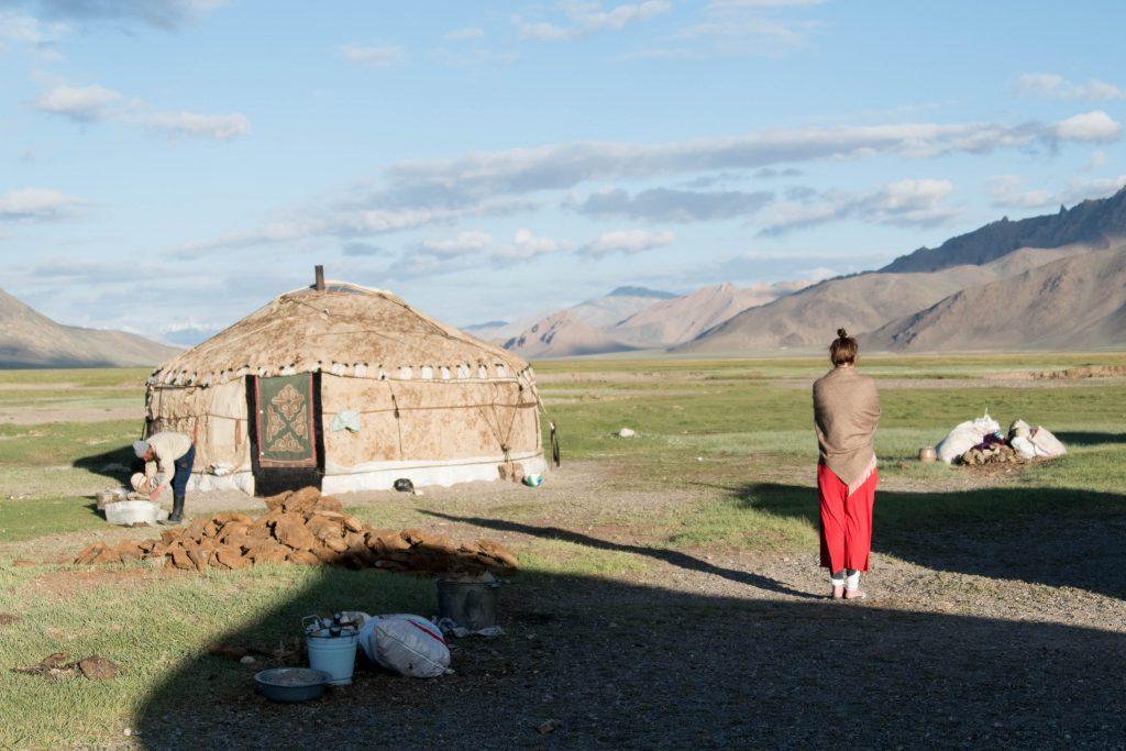 Yurtstay at Bash Gumbee